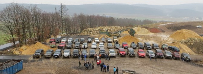 Jeep Community Treffen 2013